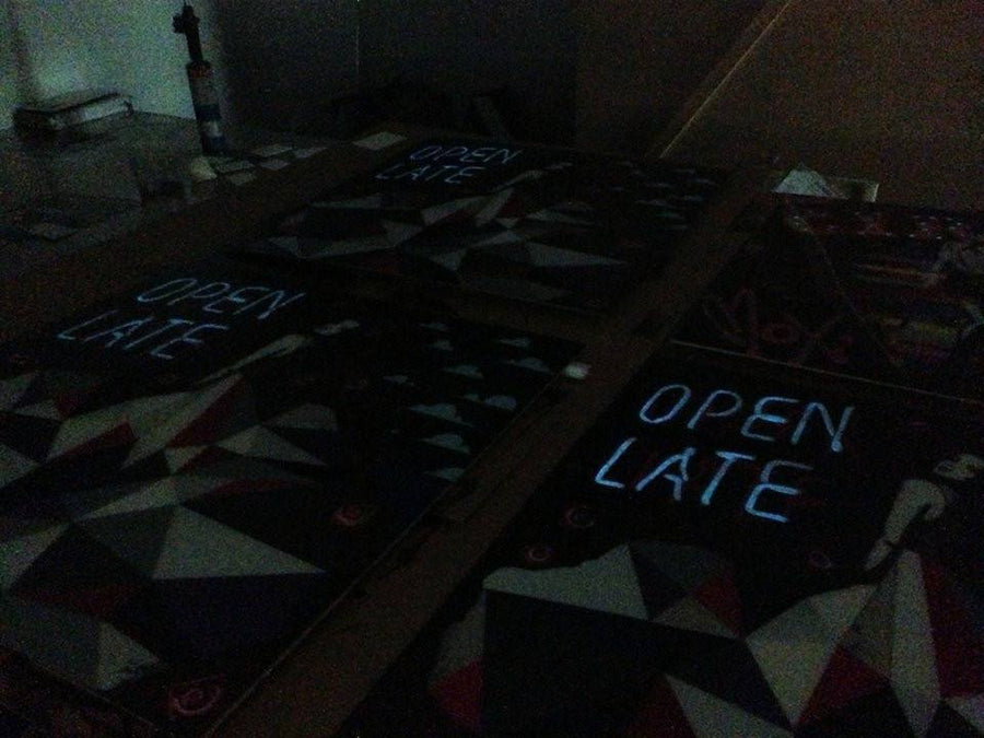 Open Late - Edition Lhouette