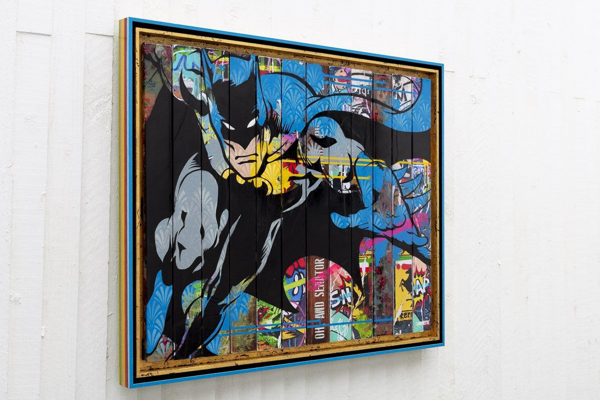 Paint Strippers - Batman Edition Lhouette Edition AP1 - Batman