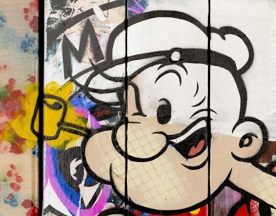 Paint Strippers - Boutique Popeye Edition Lhouette Edition AP2 - Popeye