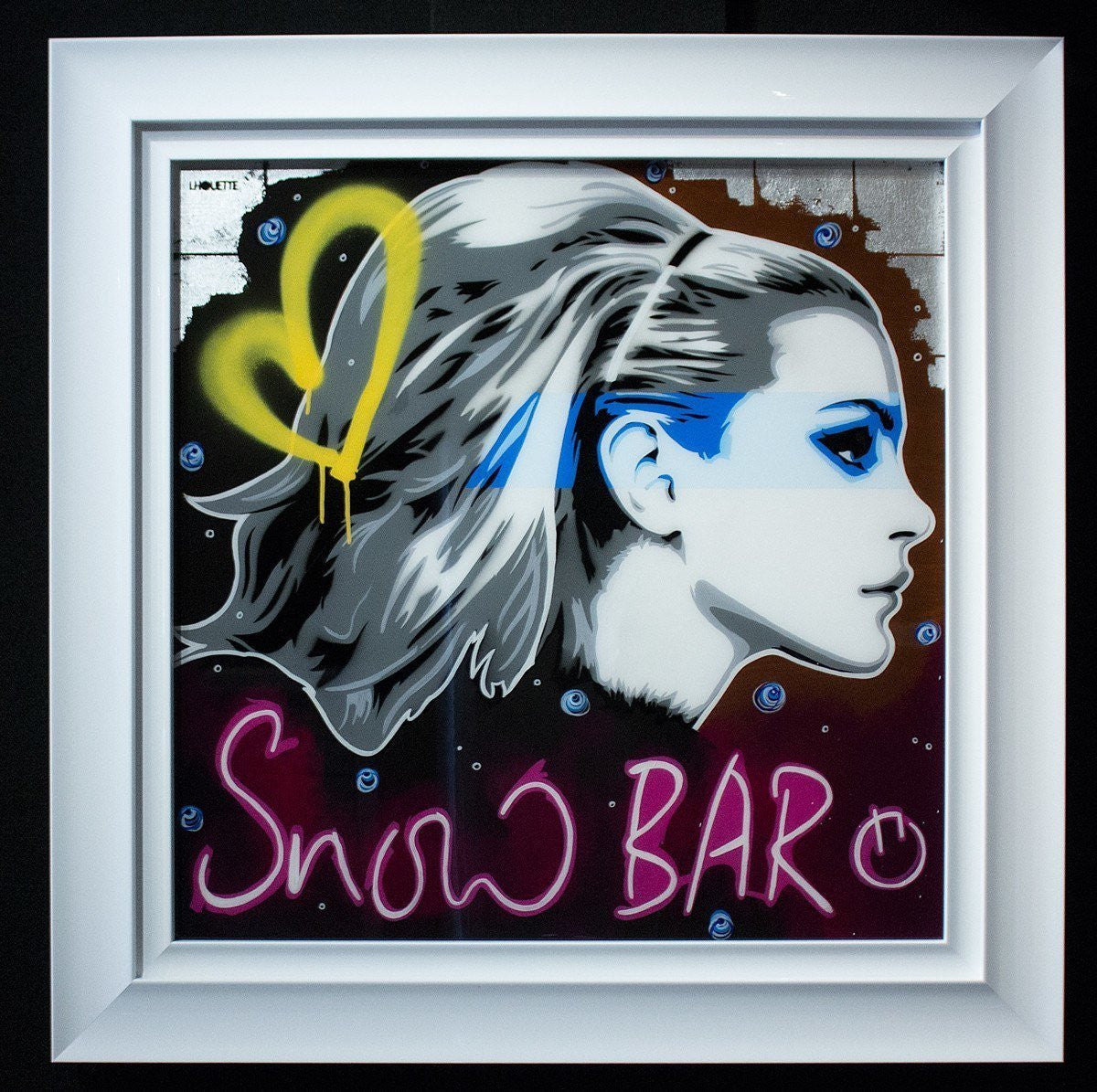 Snow Bar - SOLD Lhouette