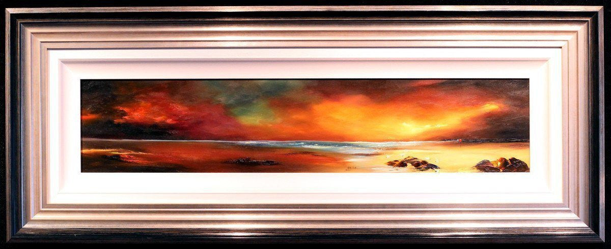 Amber Glow - SOLD Lillias Blackie