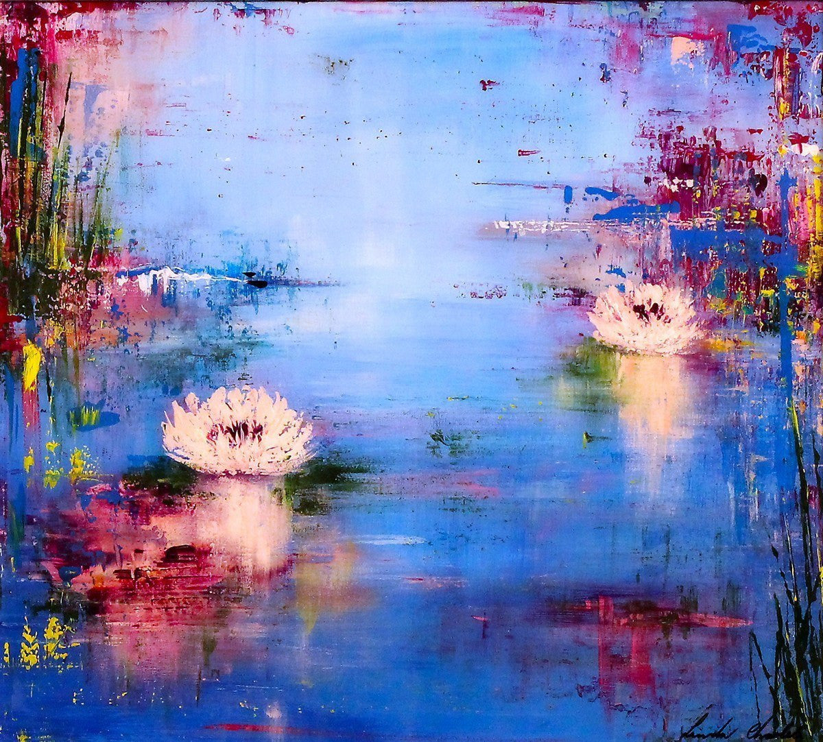 Tranquil Waters - SOLD Linda Charles