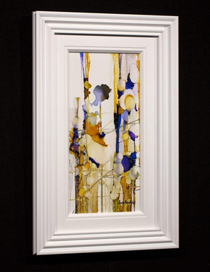 Equivocal - Original Louise Schofield Framed