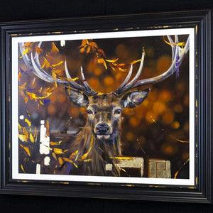 In the Wild Lyndsey Selley Framed