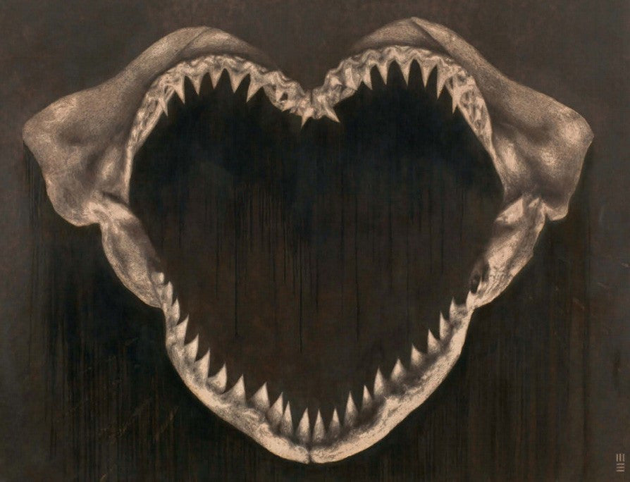Furious Affection Earth Mark Evans
