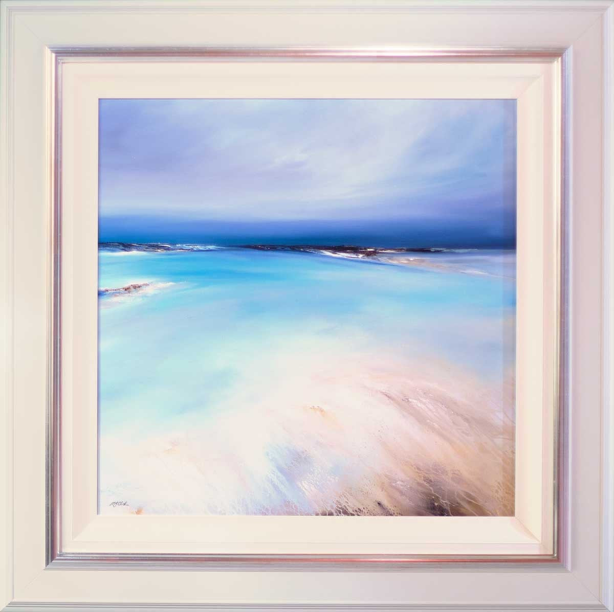 Bright Water - SOLD Michael Claxton