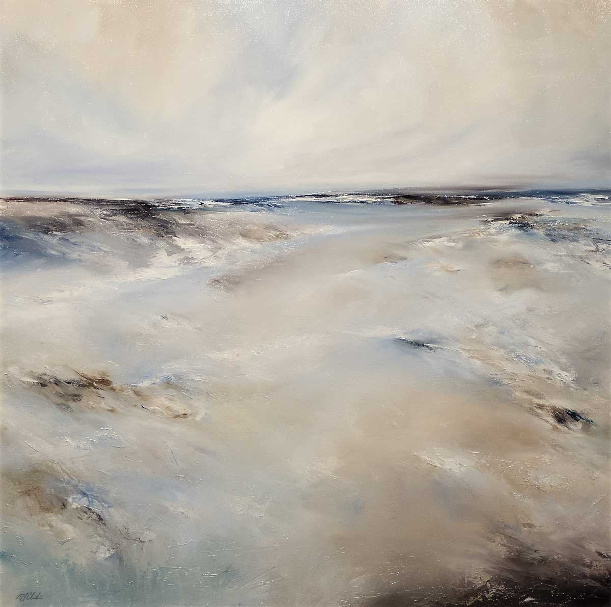 Mists Clearing - SOLD Michael Claxton