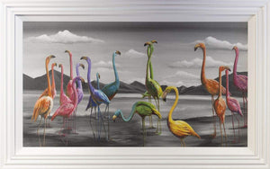 Birds of a Feather - Limited Edition Michael Summers