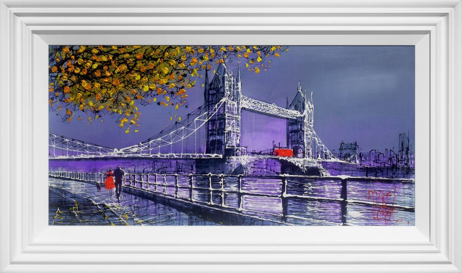 A London Icon - Original - SOLD Nigel Cooke