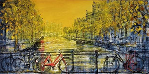 Amsterdam Morning Nigel Cooke