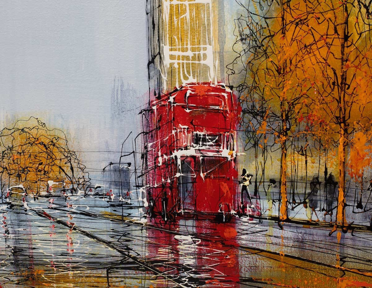 Classic Routemaster - SOLD Nigel Cooke