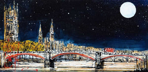 From the Thames - SOLD Nigel Cooke