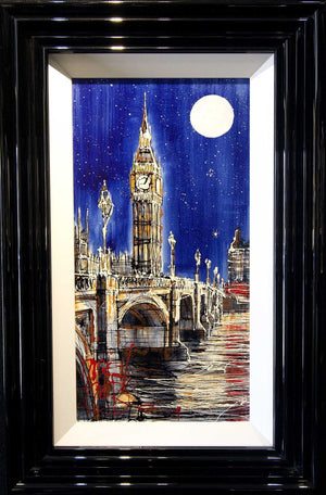 Late Night London II - SOLD Nigel Cooke