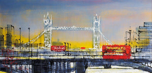 London Wakes - Original Nigel Cooke