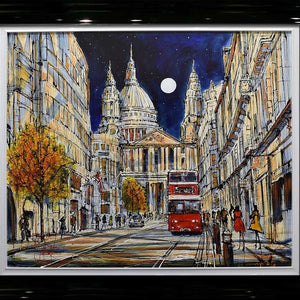 Ludgate Hill - SOLD Nigel Cooke