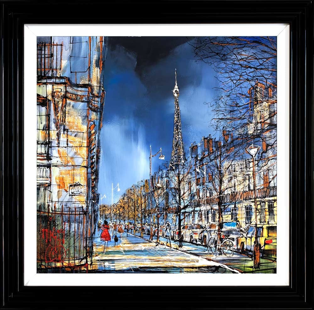 Parisian Chic - SOLD Nigel Cooke