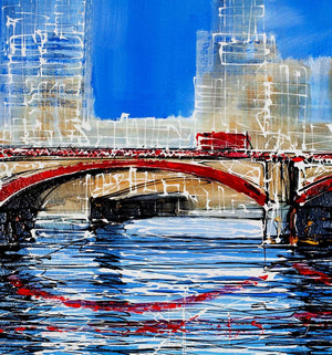 To the Heart of the City - SOLD Nigel Cooke