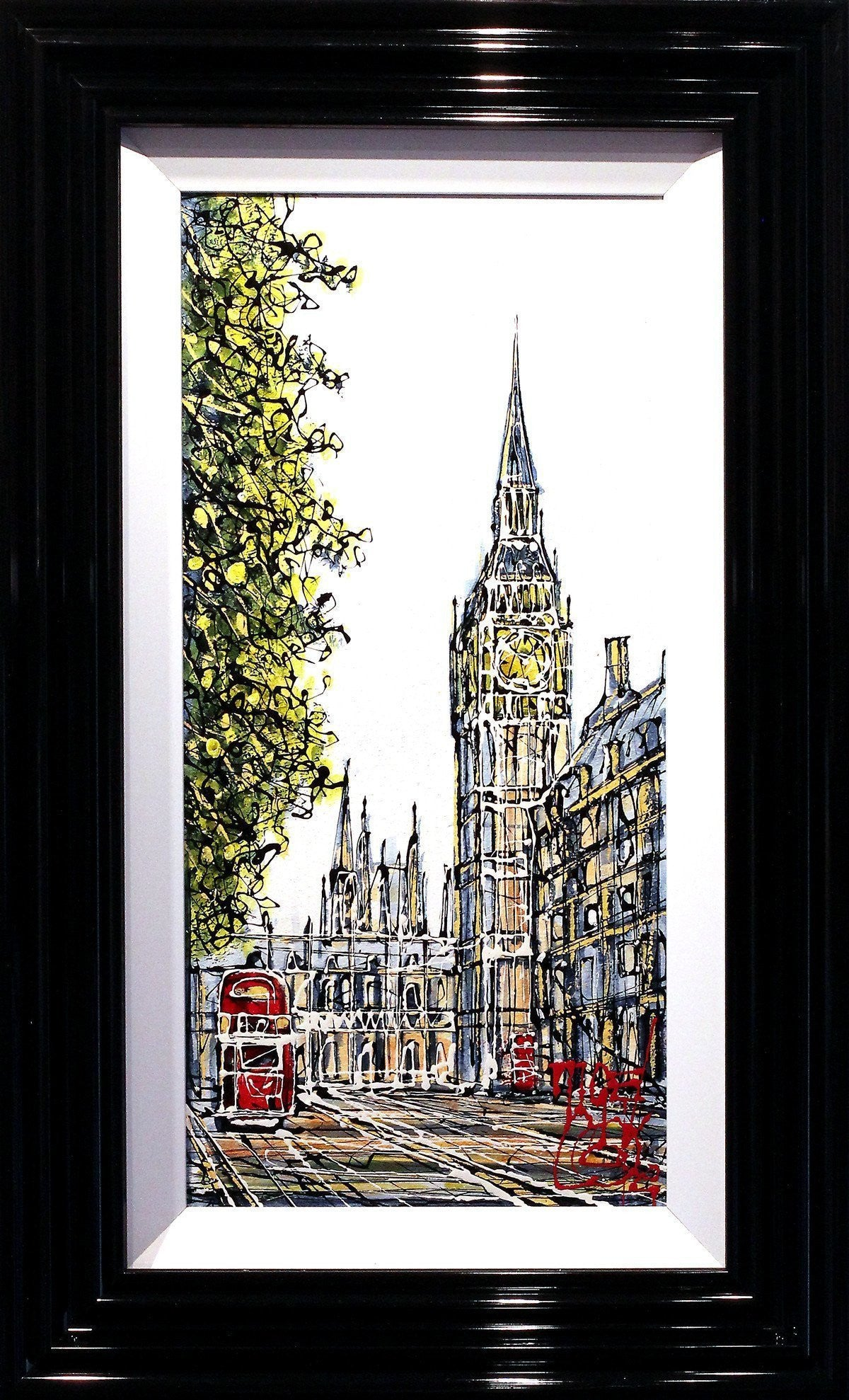 Westminster Spring - SOLD Nigel Cooke