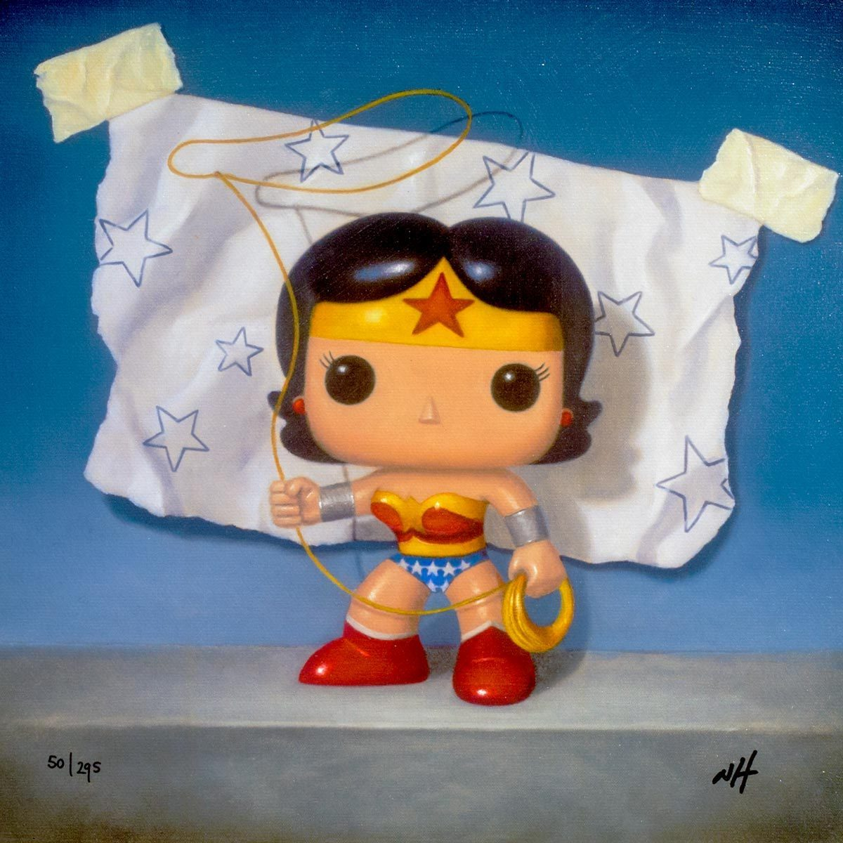 Lasso Of Truth - Edition Nigel Humphries