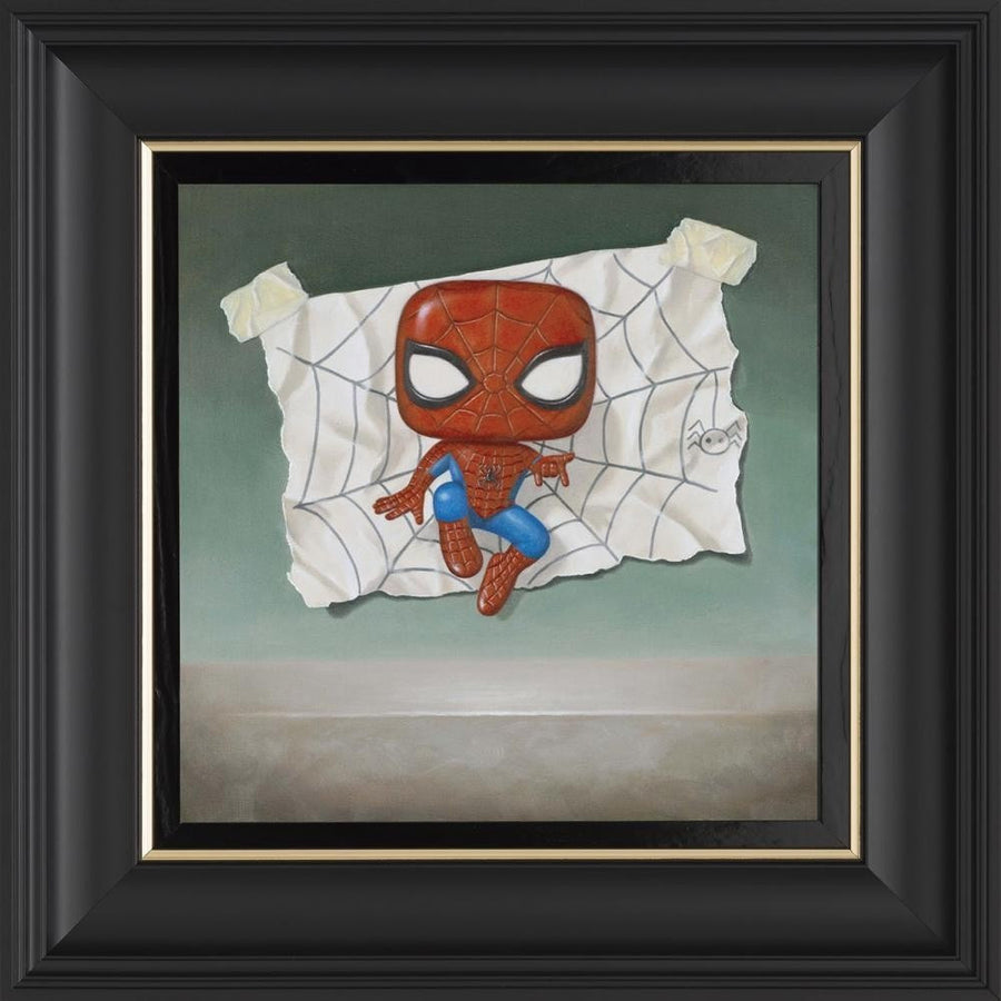 Web Slinger Nigel Humphries