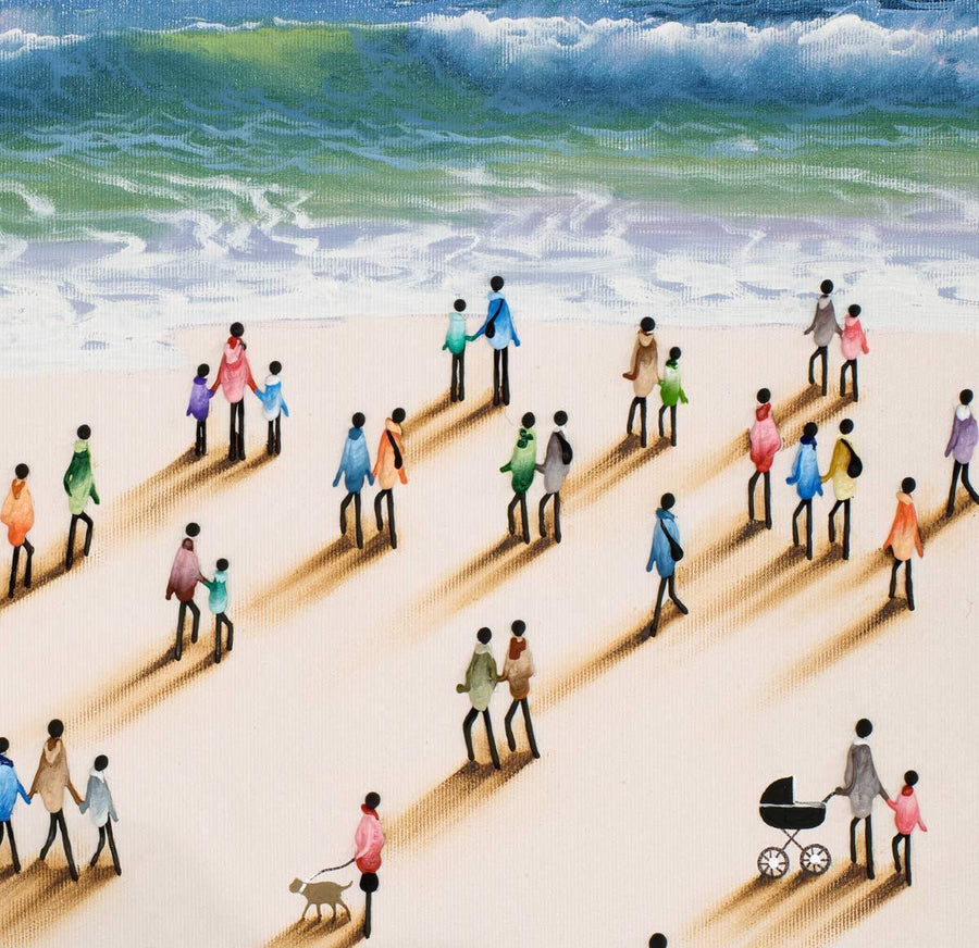 Holidaymakers - Original Nuria Miro