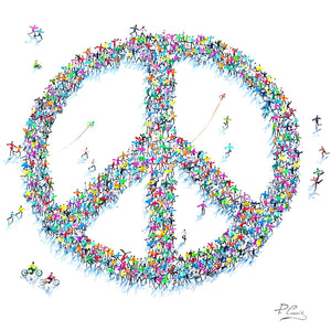 Peace For The People - Original