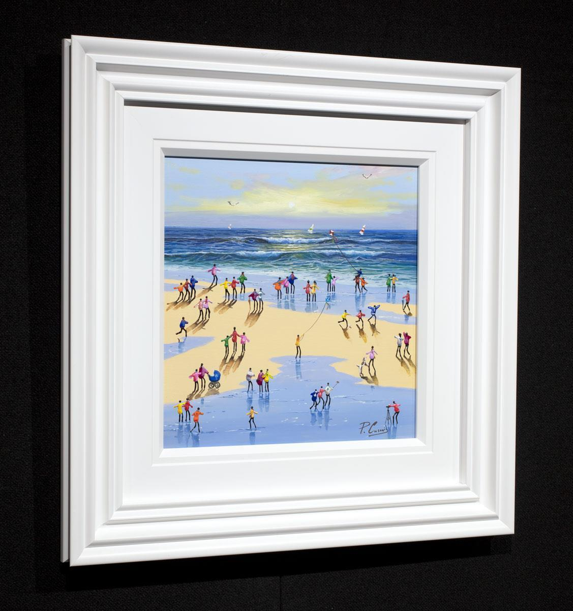 Sail Away Paola Cassais Framed