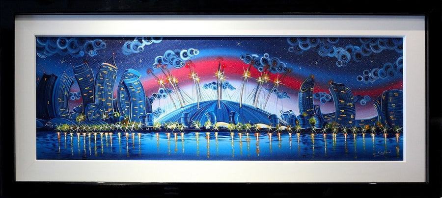Stars at the O2 - ORIGINAL - SOLD Rayford