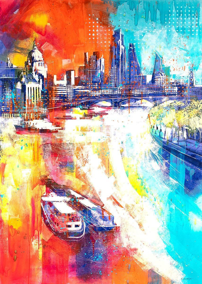River City - Original - SOLD