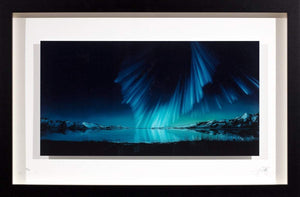 Iceland's Secrets - Edition Richard Rowan Framed