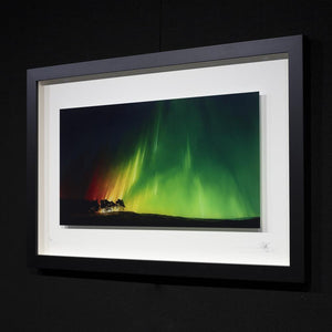 Magic At Midnight - Edition Richard Rowan Framed