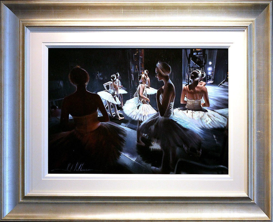 After Degas - Backstage - SOLD Rob Hefferan