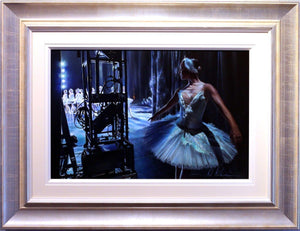 After Degas - Waiting In The Wings - SOLD Rob Hefferan