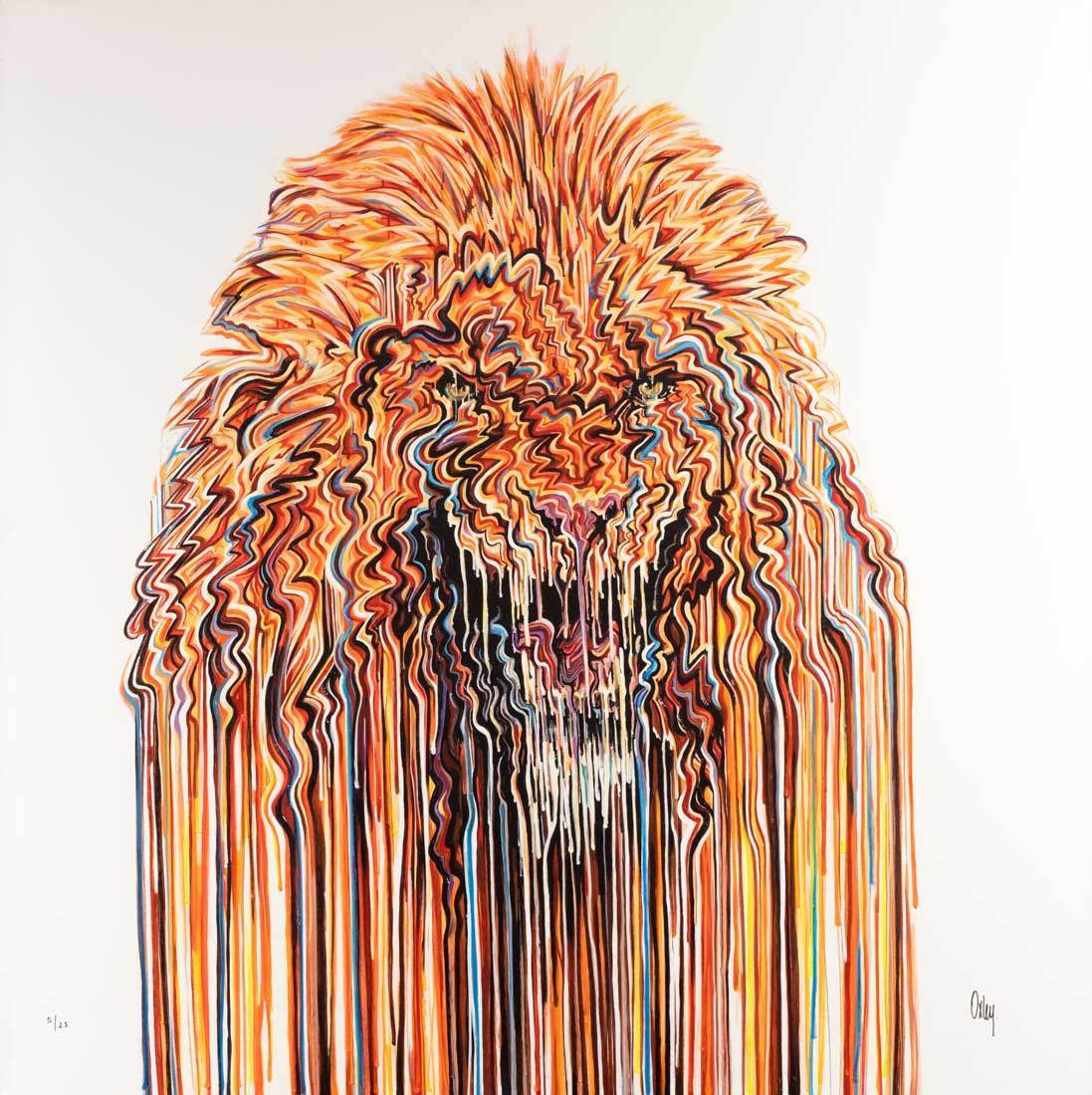 Majesty - Edition - RARE Robert Oxley