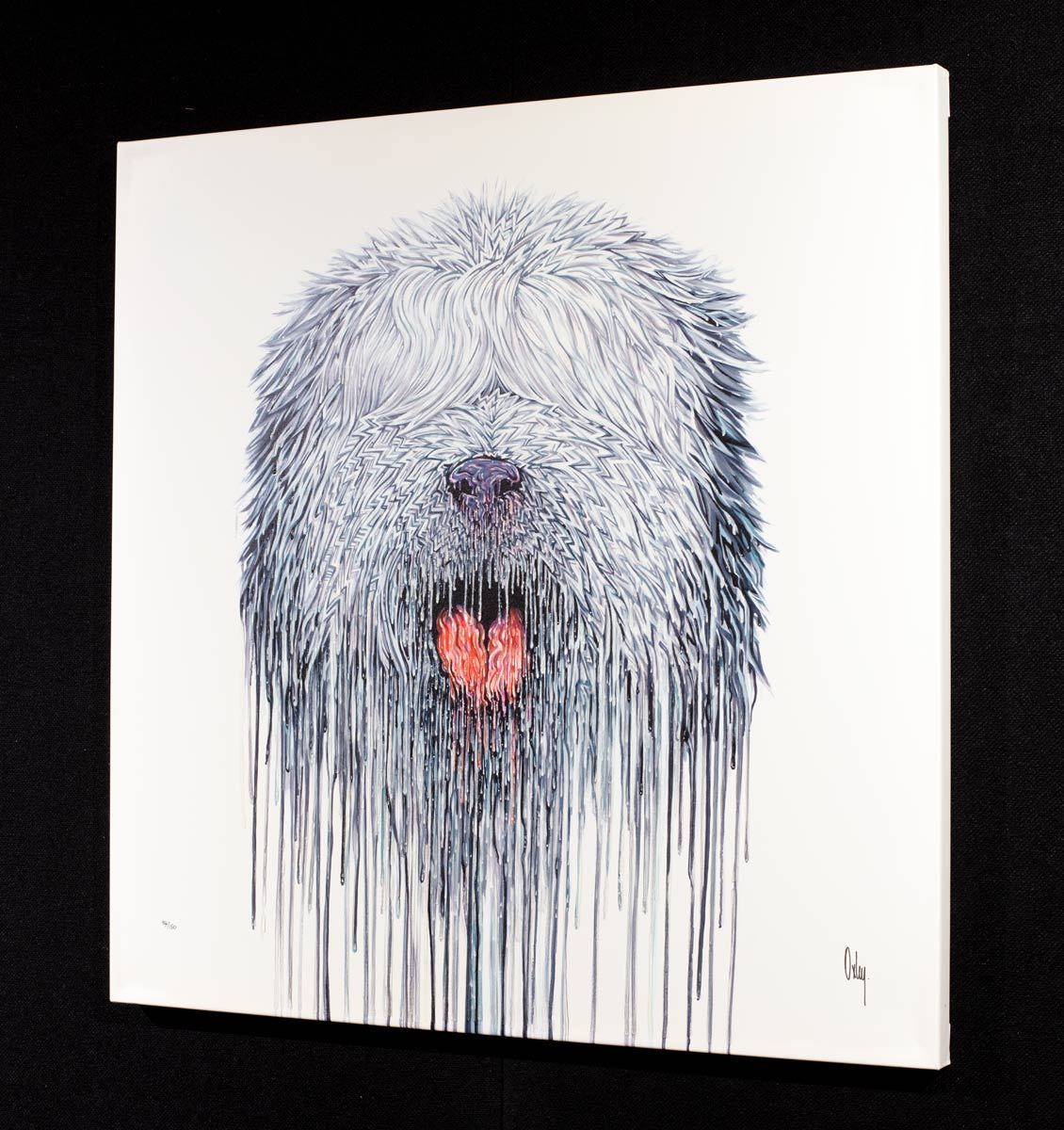 Ozzie - Edition Robert Oxley Box Canvas