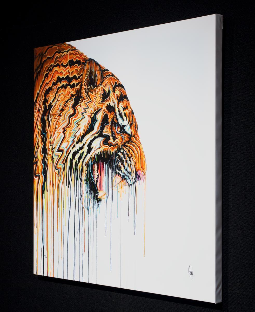 Ranthambore II - Limited Edition Robert Oxley