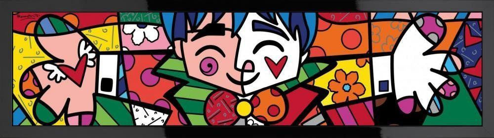 Big Hug Romero Britto