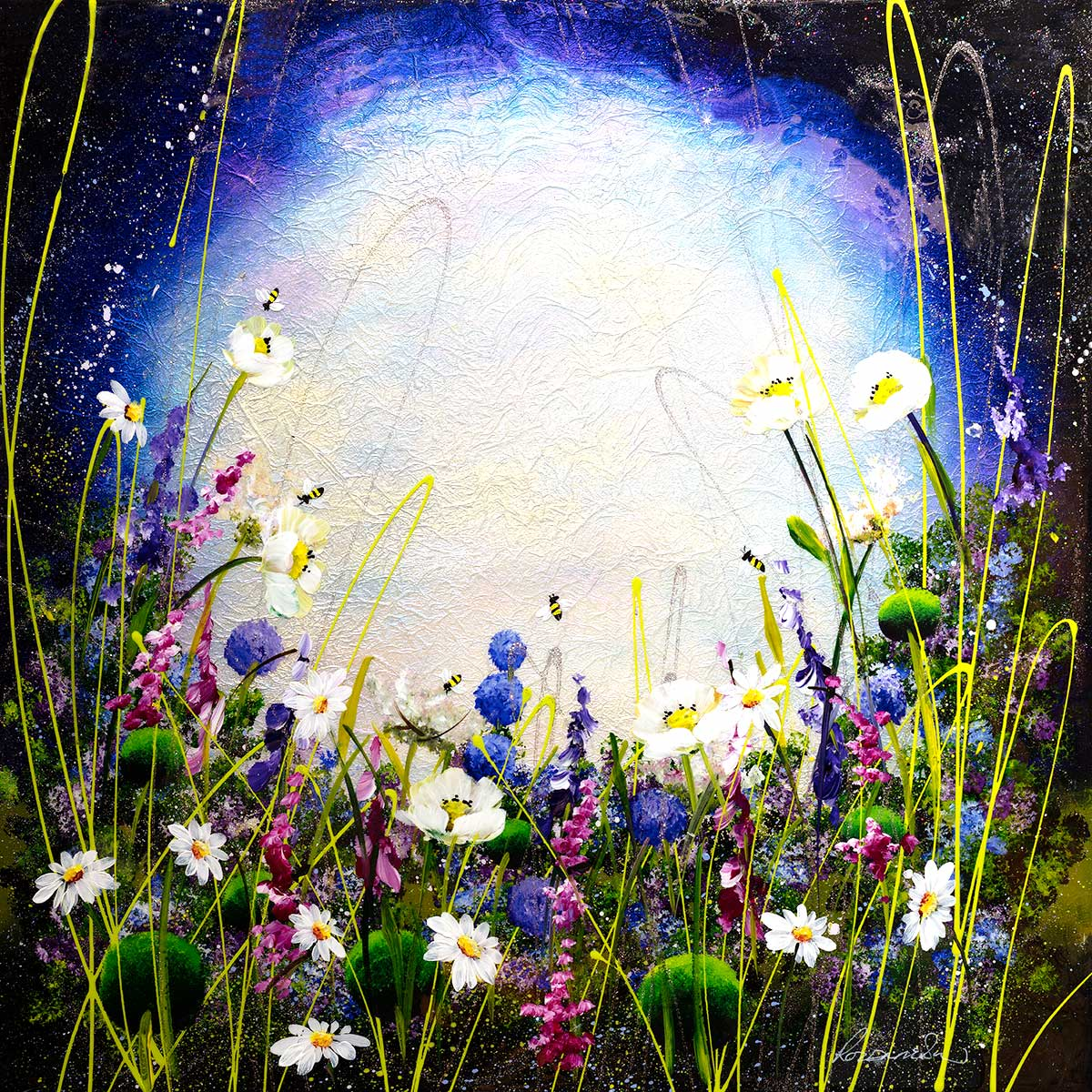 A Beautiful Meadow - Original - SOLD