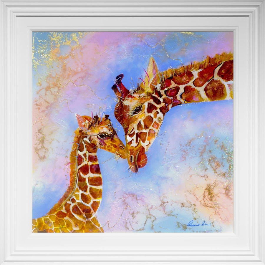 A Mothers Touch - SOLD Rozanne Bell