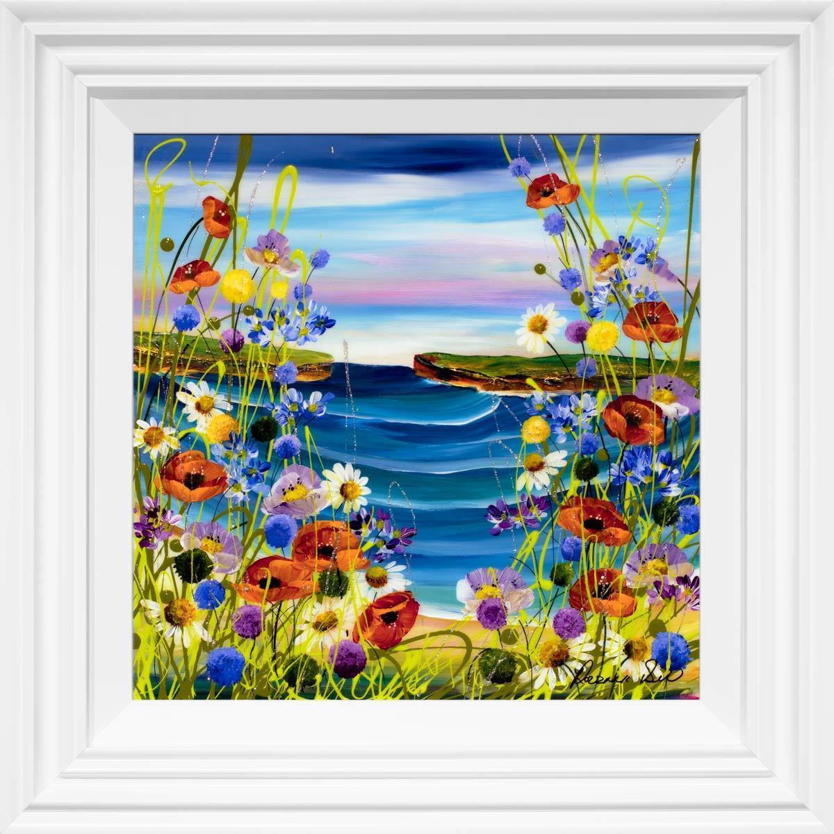 A Stunning Day - Original Rozanne Bell