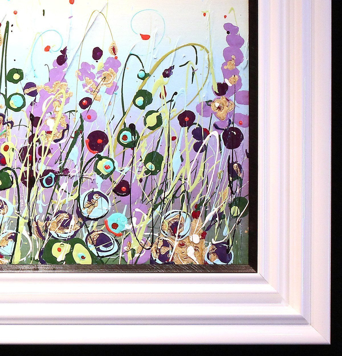 Butterflies in Bloom - SOLD Rozanne Bell