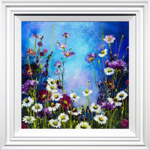 Daisies at Dawn - Original - SOLD
