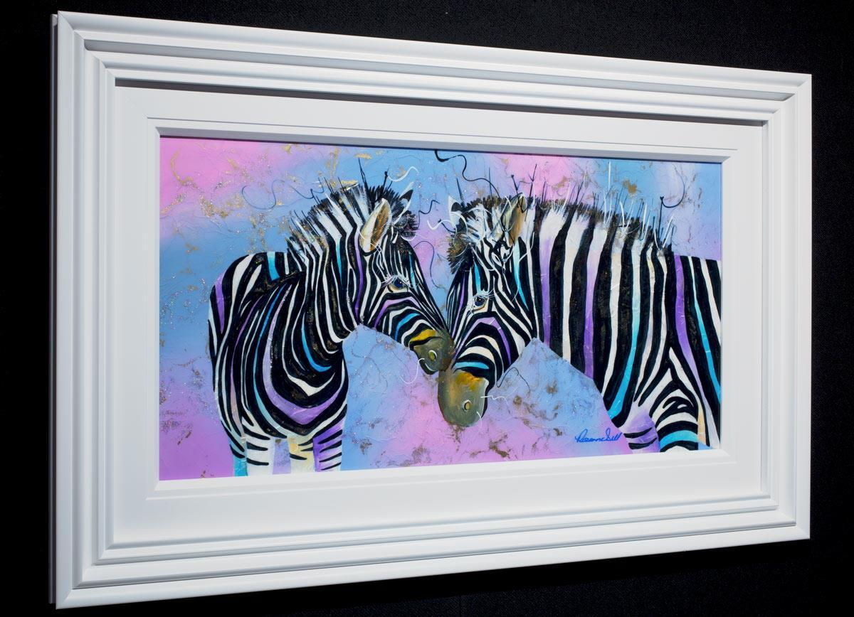 Earning Your Stripes - Original Rozanne Bell