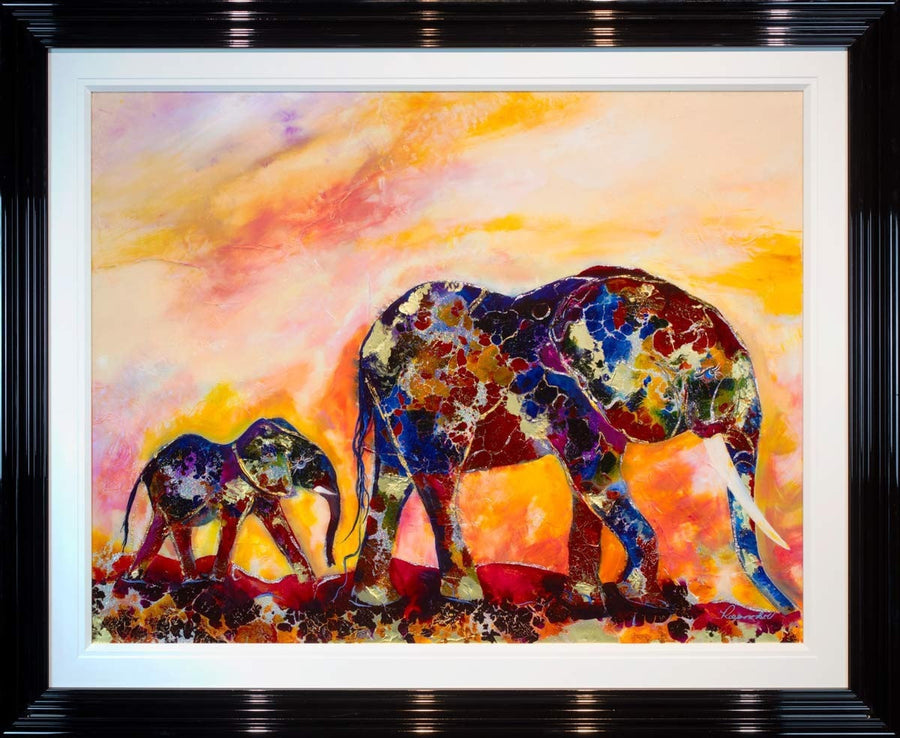 Elephants on Parade Rozanne Bell