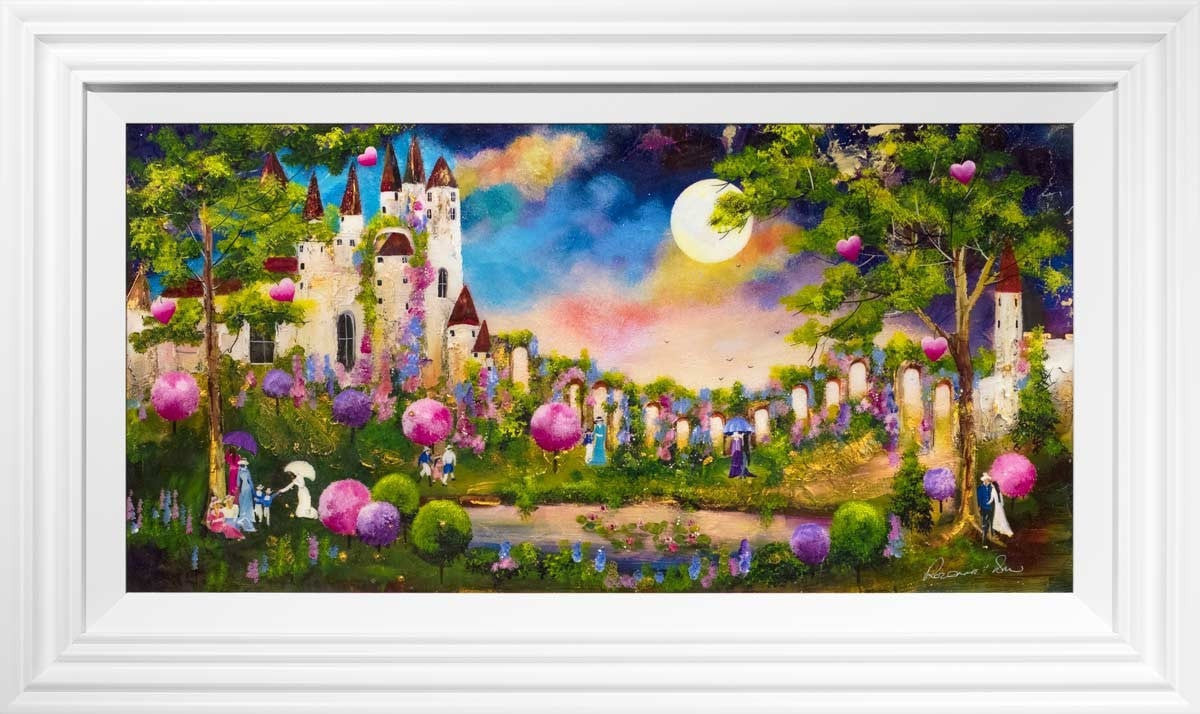 Fairytale Idyll - SOLD Rozanne Bell