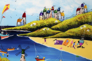 Let's Go Fly A Kite - SOLD Rozanne Bell