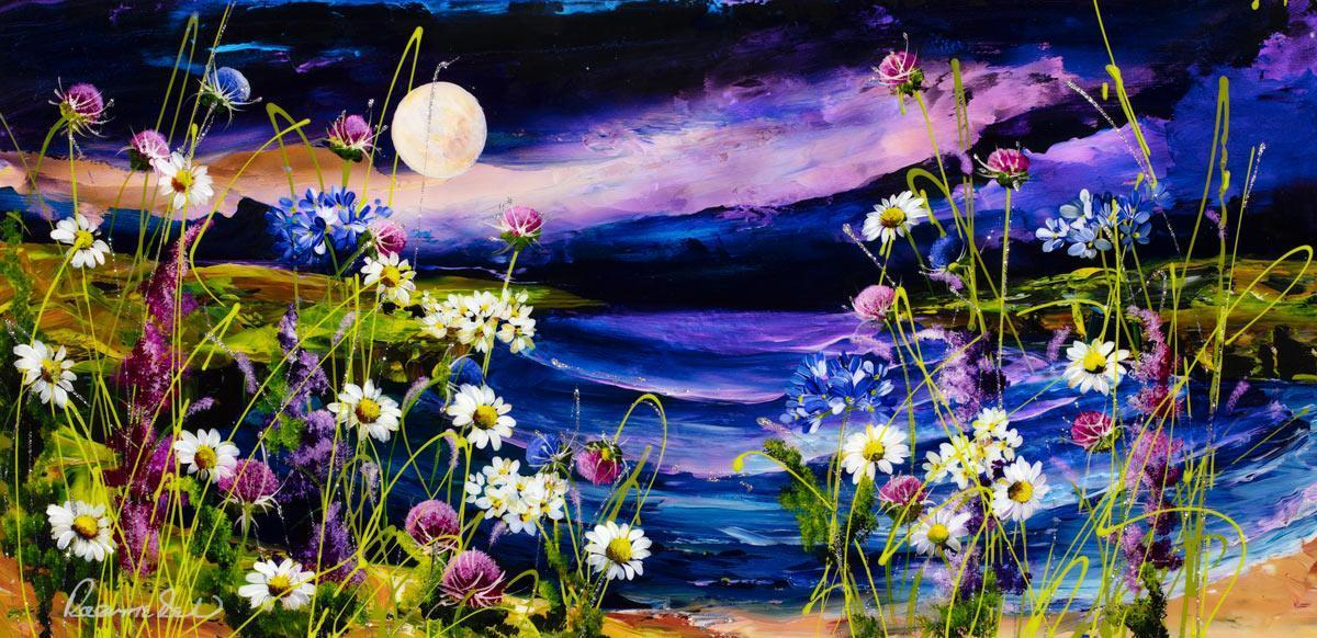 Moonlit Blooms Rozanne Bell