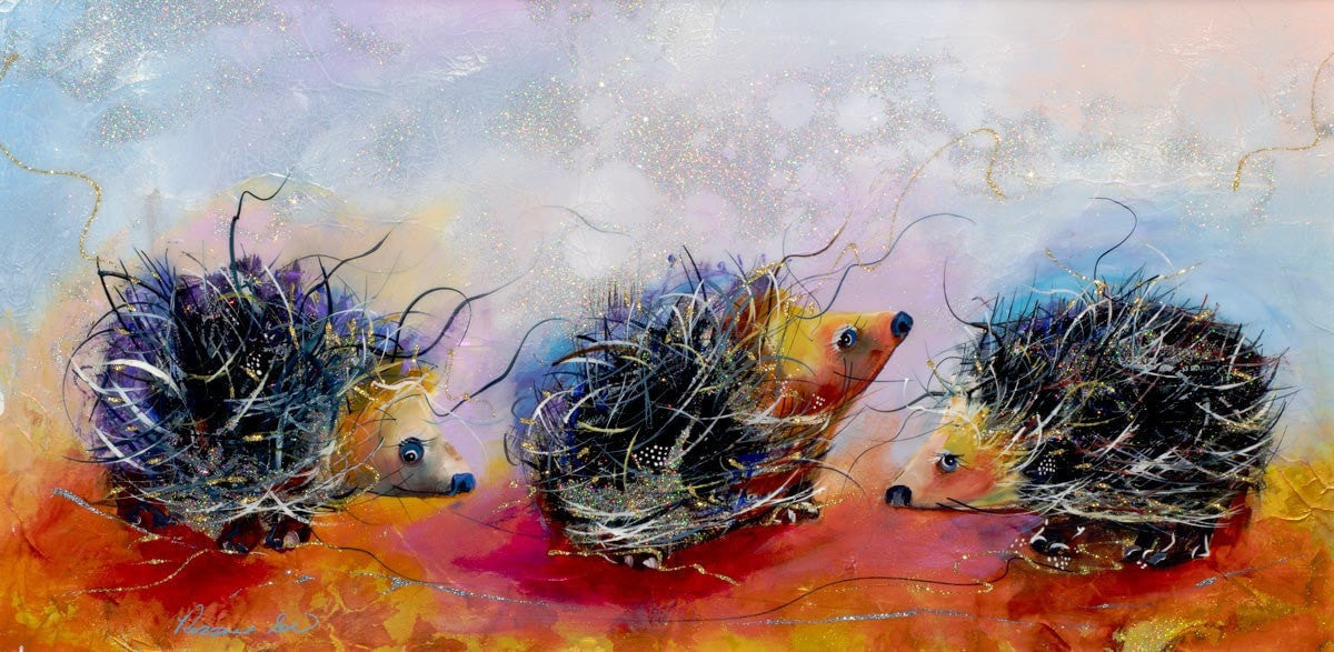 Quills - SOLD Rozanne Bell
