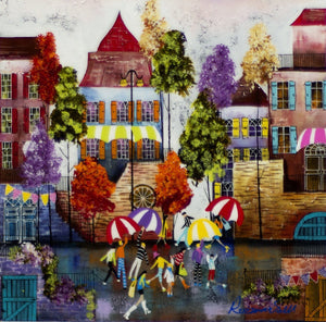 Rainy Days - Sold Rozanne Bell