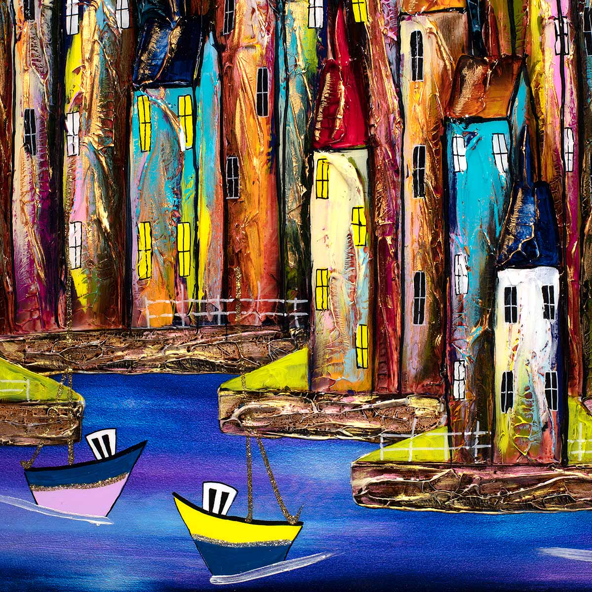 Sail Away - Original - SOLD